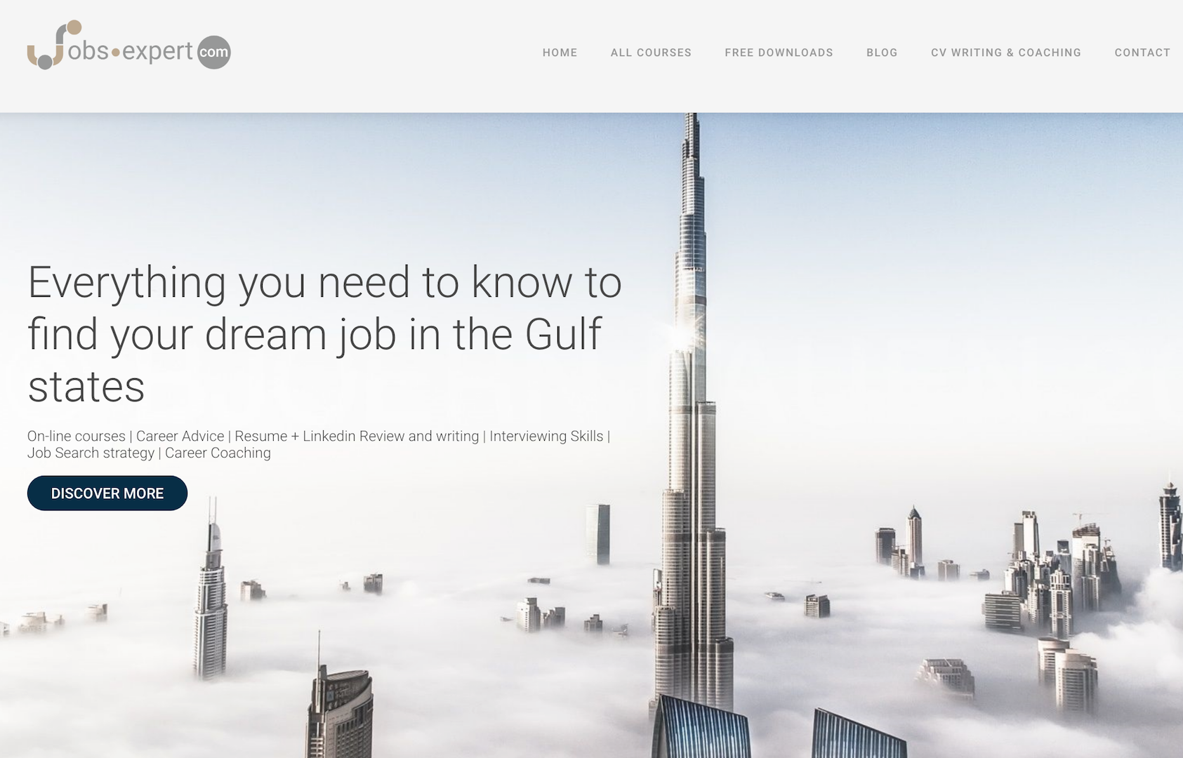 Jobs-Expert com Offers Free Online Course for UAE Job Seekers
