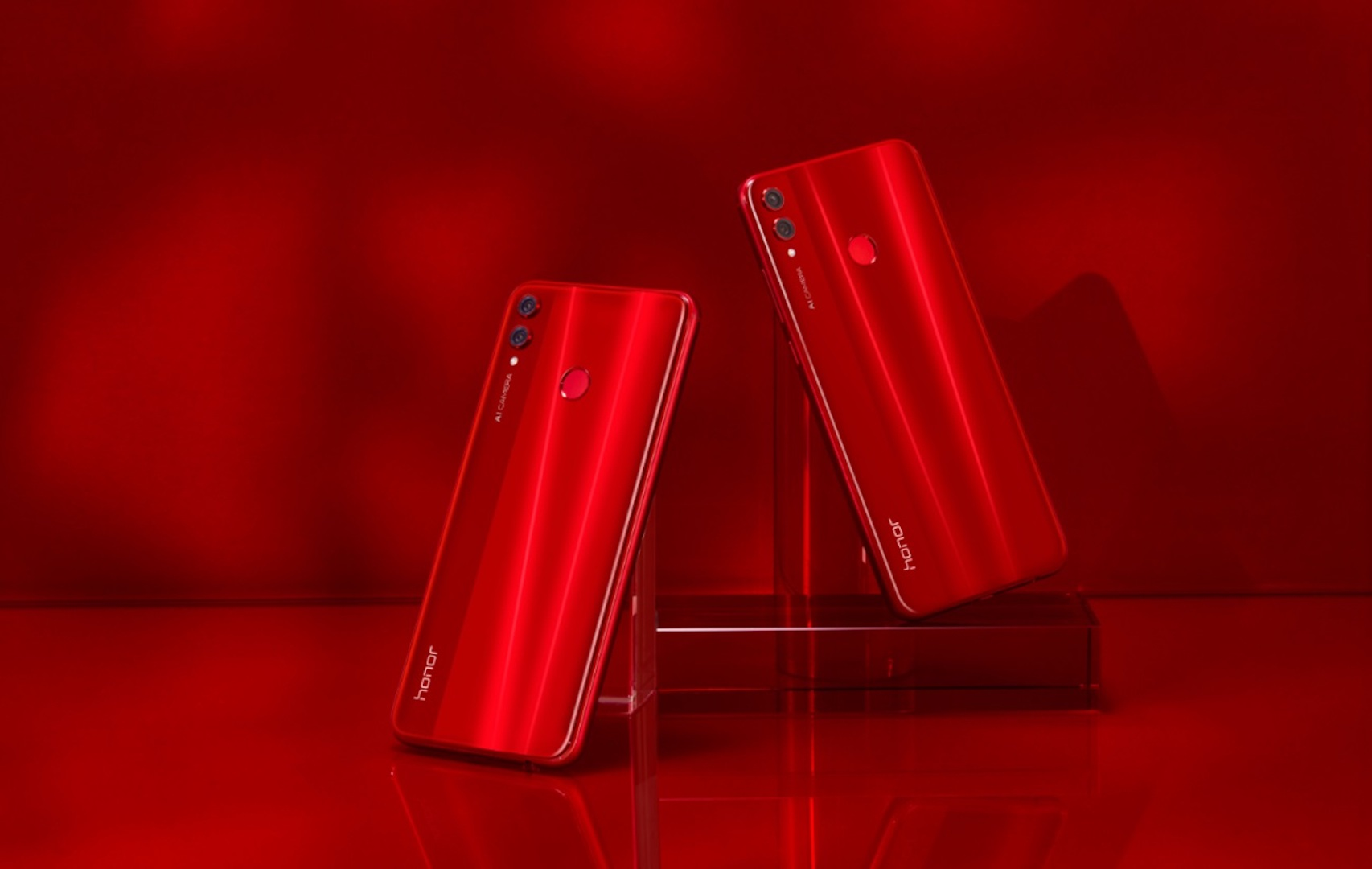 Honor 8X Now Available in Red – Gadget Voize