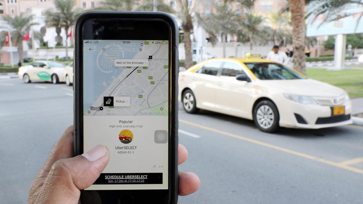 Такси убер дубай купить квартиру анталия