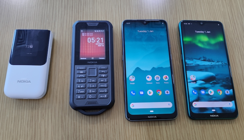 Ifa 2019 Nokia Refreshes Its Smartphone And Feature Phone Range Gadget Voize